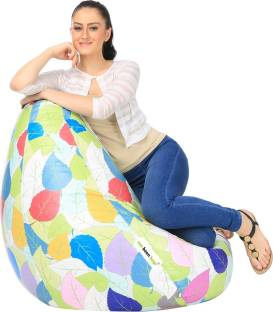 Can bean bags XXXL Teardrop Bean Bag With Bean Filling