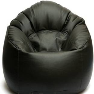 Mr.Lazy XXXL Chair Bean Bag Cover  (Without Beans)