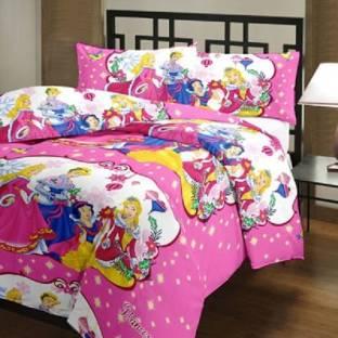 D&D Crafts Cartoon Single Quilts & Comforters Multicolor
