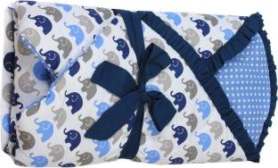 Bacati Animal Single Blanket