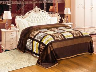Signature Animal Single Blanket MultiColour
