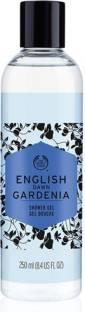 THE BODY SHOP English Dawn White Gardenia Shower Gel