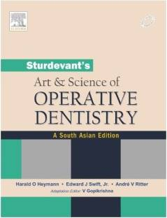 Sturdevant's Art & Science of Operative Dentistry : A South Asian Edition 1st Edition