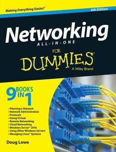 Networking For Dummies Book