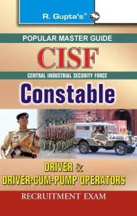 CISFConstable (Driver & Driver-cum-Pump Operators) Exam Guide