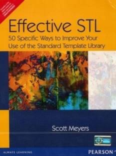 effective stl 50 specific ways to improve your use of the standard template library addison wesley professional computing series