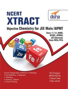 Ncert Xtract - Objective Chemistry for Jee Main, Aipmt, Class 11/ 12, Aiims, Bitsat, Jipmer, Jee Adv, State Pmts/ Pets 1 Edition