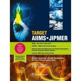 Target Aiims & Jipmer