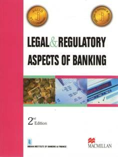 For JAIIB Legal & Regulatory Aspects Of Banking 2ndReprint Edition