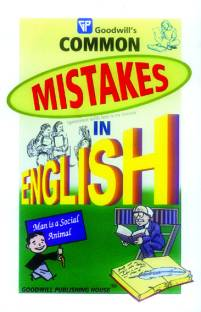 Common Mistakes In English G-11 PB 1st Edition