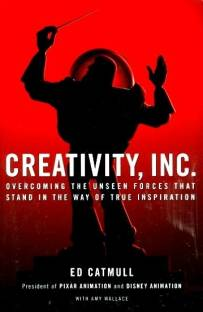 The hard thing about hard things buy the hard thing about hard creativity inc overcoming the unseen forces that stand in the way of true fandeluxe Images