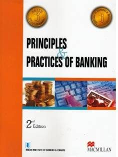 For JAIIB Principles and Practices Of Banking 2ndReprint Edition