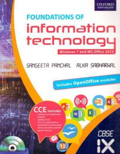 Foundations of Information Technology Class - 9
