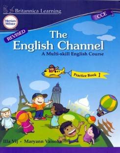 The English Channel Practice Book Class - 5: Buy The English Channel