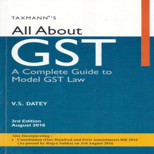 GST Constitutional Amendment bill