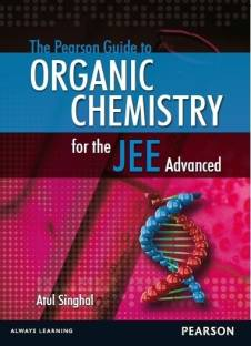 The Pearson Guide to Organic Chemistry for the JEE Advanced 1st Edition