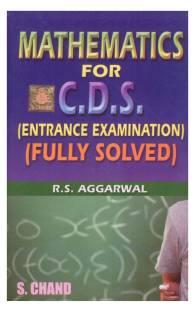 Mathematics for C.D.S. Entrance Exam