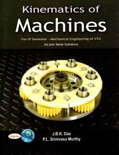 Dynamics of Machines: Buy Dynamics of Machines by J B K Das at Low