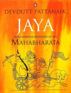 Jaya : An Illustrated Retelling Of The Mahabharata