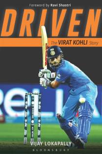Driven : The Virat Kohli Story
