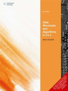 data structures and algorithms in c++ 3rd edition by adam drozdek