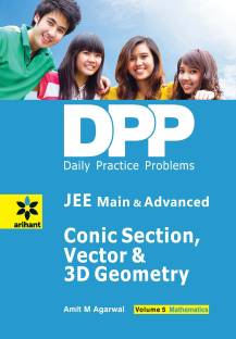 Daily Practice Problems (Dpp) for Jee Main & Advanced - Conic Section