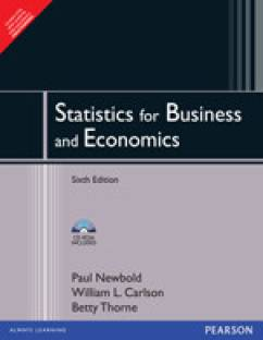 Statistics for Business and Economics: Buy Statistics for