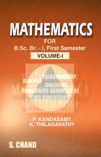 Maths For B Sc  (Branch-I) (Volume Iii) 1st Edition: Buy