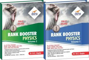 Rank Booster Objective Physics for Jee Main/ Advanced/ Aipmt/ Class 11