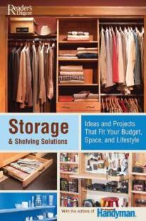Doityourself buy doityourself online at best prices in india storage shelving solutions over 70 projects and ideas that fit your budget space solutioingenieria Images