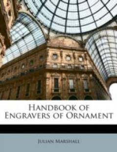 Handbook Of Engravers Ornament