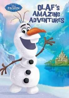 Disney Frozen Olaf's Amazing Adventures