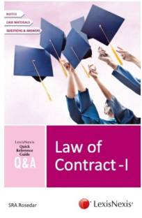 Pathan's S  P  Law Classes Notes On Law Of Contract- I For
