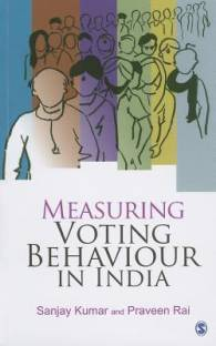 Measuring Voting Behaviour in India price comparison at Flipkart, Amazon, Crossword, Uread, Bookadda, Landmark, Homeshop18