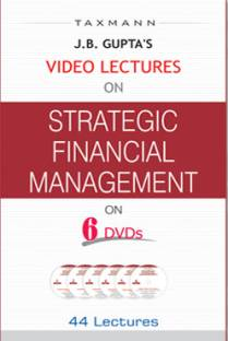 Video Lectures on Strategic Financial Management (Set of 6 DVDs)