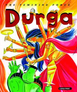 The Feminine Force Durga