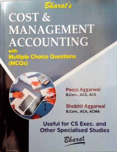 CA Ashish Kalra's Cost Accounting Part 1 + Part 2 With Revisionary