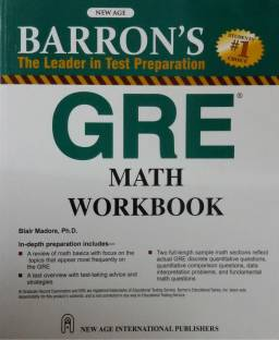 Barrons gre 20th edition buy barrons gre 20th edition by sharon barrons gre math workbook 1st edition fandeluxe Choice Image