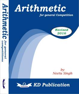 Arithmetic For General Competition(English)