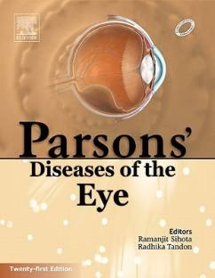 Parkaposs textbook of preventive and social medicine 21st edition parsons diseases of the eye 21ed 21st edition fandeluxe Image collections