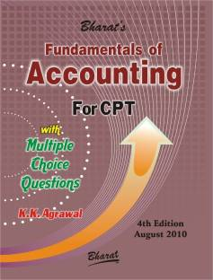 Fundamentals of Accounting with Multiple Choice Questions 4th  Edition