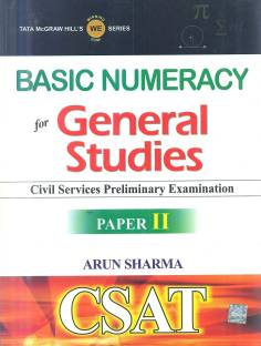 Csat data interpretation logical reasoning and general mental csat civil services preliminary examination basic numeracy for general studies paper 2 fandeluxe Image collections