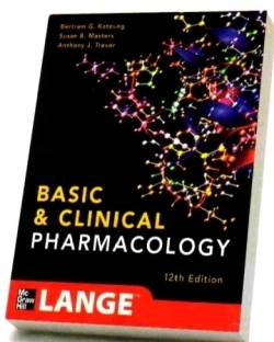 Basic & Clinical Pharmacology 12th  Edition