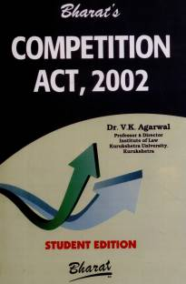 Competition Act, 2002 1st  Edition