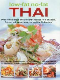 Flipkart buy thai online at best prices in india low fat no fat thai south east asian cookbook over forumfinder Gallery