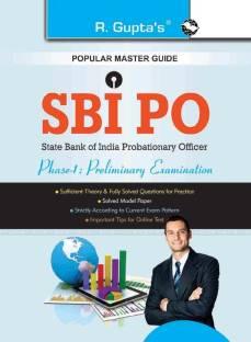 SBI PO Phase-I (Preliminary) Examination Guide 2021 Edition