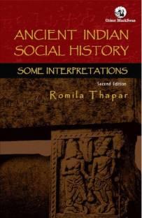 Ancient Indian Social History - Some Interpretations