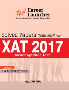 XAT Solved Papers 2008-2016 with Full Length Model Papers Essay Writing & Practice Essays Decision Making