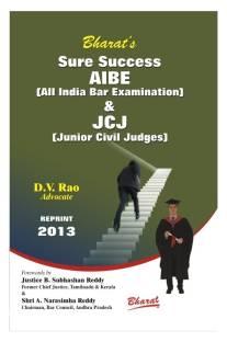 Sure Success AIBE & JCJ 1st Edition