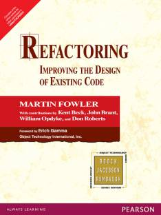 Refactoring : Improving the Design of Existing Code